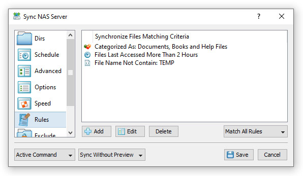 SyncBreeze - File Synchronization - News